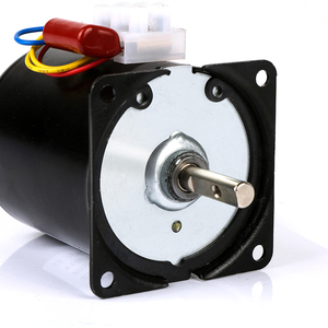 Image 4 - 1PC 220V AC 28W 68KTYZ Synchronous Gear Motor 68 KTYZ Permanent Magnet Synchronous Motor 2.5/5/10/15/20/30/50/60/80/110rpm