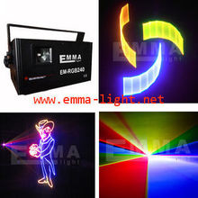 2000mW dj Laser Light Show Projector Mini Outdoor Christmas stage Laser Lights