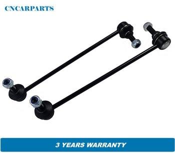 2 pcs Anteriore stabilizzatore Sway Bar link misura per Mercedes-Benz Viano Vito Bus Mixto 6393200089 6393200189