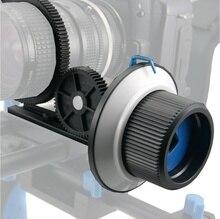 Mcoplus Точной Фокусировки Следуйте Фокус F1 с Зубчатым Венцом Пояс для Canon Nikon Sony Объектива DSLR Камеры и Видеокамеры