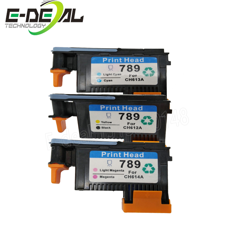 E-deal CH612A CH613A CH614A Printhead fo <font><b>HP</b></font> 789 nozzle prin thead for <font><b>HP</b></font> <font><b>Designjet</b></font> <font><b>L25500</b></font> L26500 printer image