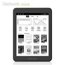 Likebook מאדים ספר אלקטרוני קורא 7.8 אינץ BOYUE T80D e דיו eReader 8 Core אנדרואיד 8.1 2g/16g כרטיס חריץ 64G להאריך מול אור ספר אלקטרוני