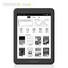 Likebook Mars eBook Reader 7,8 zoll BOYUE T80D e tinte eReader 8 Core Android 8,1 2g/16g Karte slot 64G verlängern Front Licht e Book