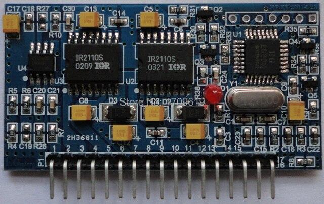 Чистая синусоида инвертор драйвер платы egs002 eg8010 + ir2110.