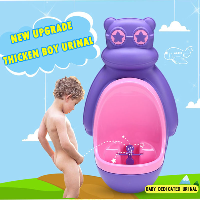 Separable Baby Boy Toilet Closet Suspensible Monkey Shape Boys Standing Urinals Pee Baby Boy Portable Potty For Kids Infant