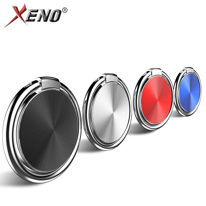 Thin 360 Degree Rotate Holder Finger Ring Mobile Phone Stand Holder For IPhone X 7 Plus/Samsung/Xiaomi All Smart Phone Holder 8