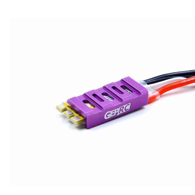 1 шт. GEPRC ESC защитное устройство ESC CNC для радиоуправляемого дрона FPV Racing Multi Rotor запасные части Аксессуары Красный Фиолетовый Синий Черный