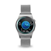 Smartch X10 Reloj Inteligente Con Pantalla LCD HD Full circle Bluetooth Smartwatch 4.0 Poligrafía Para Android 4.3 y IOS 7.0