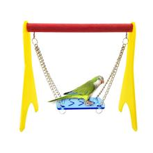 Colorful Plastic Hamster Toy Swing