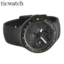 Ticwatch S Sport Smart Watch MT2601 Android Wear Bluetooth 4.1 WIFI GPS Positioning Heart Rate IP67 Waterproof Smartwatch Phone