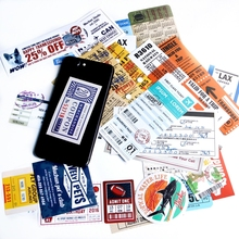 24 stks Travelling instapkaart Air Tickets creatieve Koffer stickers voor Laptop Bagage Tassen Bike Telefoon Cool Stickers