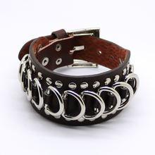 2020 Ретро ювелирные изделия оптом кожаные браслеты новая мужская