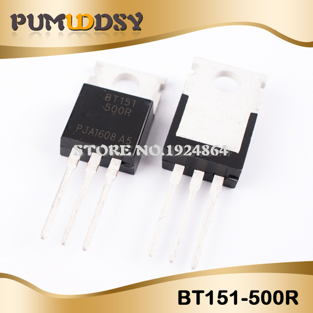 10 יח\חבילה BT151 800R BT151 12A800V תיריסטורים כדי 220 IC