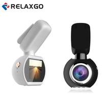 Relaxgo Mini Car DVR Wifi Video Recorder Full HD 1080P Car Camera GPS Track Dash Camera Registrar Night Vision Black Box For Car
