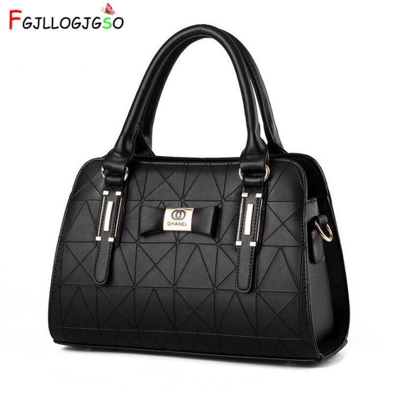 FGJLLOGJGSO nouveauté mode de luxe femmes Sac à Main en cuir PU sacs à bandoulière dame grande capacité Sac à Main bandoulière