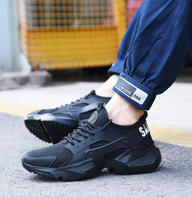 New-exhibition-Work-Safety-Shoes-2019-fashion-sneakers-Ultra-light-soft-bottom-Men-Breathable-Anti-smashing-Steel-Toe-Work-Boots (20)