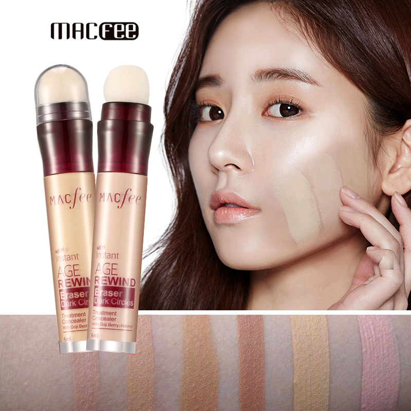Back To Search Resultsbeauty & Health Buy Cheap High Quality New Hot Face Concealer Cream Cover Pores Dark Circles Brighten Liquid Make Up Base Foundation For Beauty Durable Service