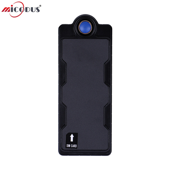 Personal Assets GPS Tracker Car Waterproof 20000Mah Battery Free Web APP Powerful Magnet GSM Alarm Locator TK20SE Last 3600 Days image
