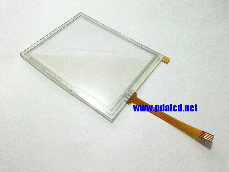 Wholesale 3.8inch TouchScreen for Trimble TSC2 /AMT98636 /AMT 98636 Touch Screen Digitizer Sensors Front Lens Glass Replacement new touch screen touch panel digitizer for trimble tsc2 amt98636 amt 98636 touch panel glass free shipping