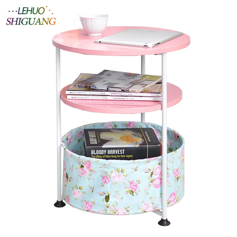 Cheap Adjustable Height Coffee Table: Double Layer Tea Table MDF Coffee Table Height Adjustable