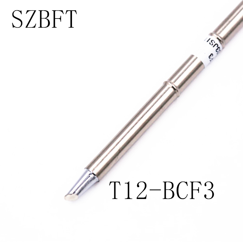 SZBFT T12-BCF3 I IL ILS J02 JL02 JS02 Soldeerbout Tips voor Hakko - Lasapparatuur - Foto 2