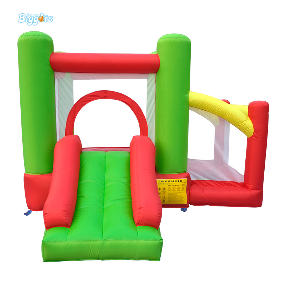 Inflatable Biggors Outdoor Jumping Castle Inflatable Bouncer Slide Inflatable Bouncy Castle Jumping Castle with Ball Pit недорого