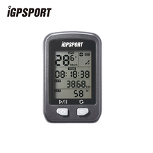 Igpsport GPS велосипед Велоспорт компьютер Водонепроницаемый IPX6 Беспроводной спидометр велосипед цифровой секундомер Велоспорт Спидометр