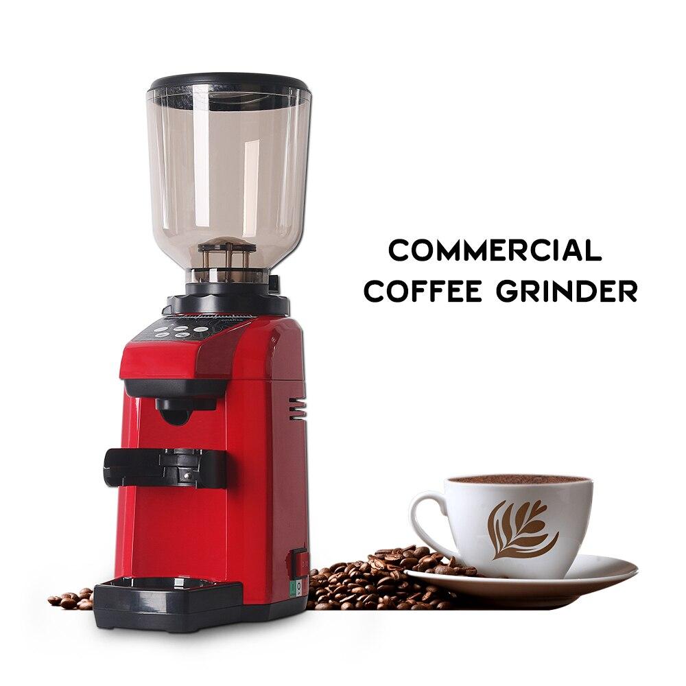 Itop 500g Electric Coffee Grinder Burr Coffee Bean Grinders Milling Machine, Dry Food Grinder Mill Grinding Machine Coffee Tools
