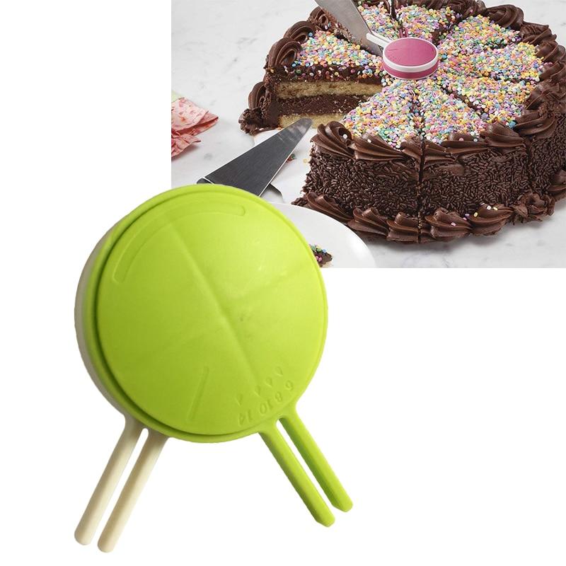 Fondant Cake Gadgets Tools Slicer Guide Cake Chocolate ...
