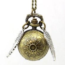 Harry Potter Golden Snitch Pocket Watch
