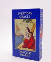 52pcs Italy board playing game cards Every Day Oracle not tarot cards