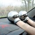 Juguetes sexuales alternativos restricciones esposas bdsm bondage de bola de acero inoxidable de metal refinado para sexo esposas para sex fetish atado