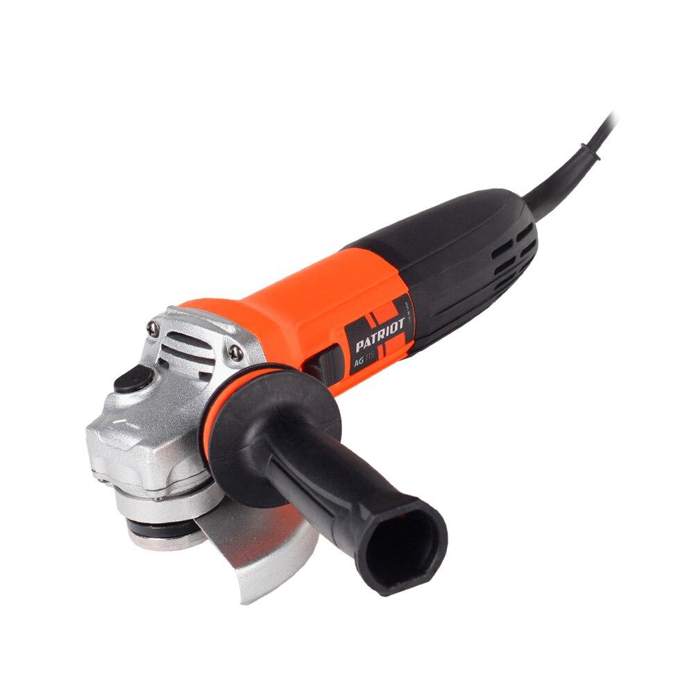 Angle grinder PATRIOT AG 115