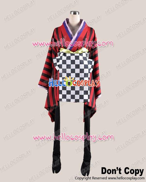a221eeb6f7d Ину х Boku SS главе 2 Косплэй Ririchiyo Shirakiin костюм кимоно H008 ...