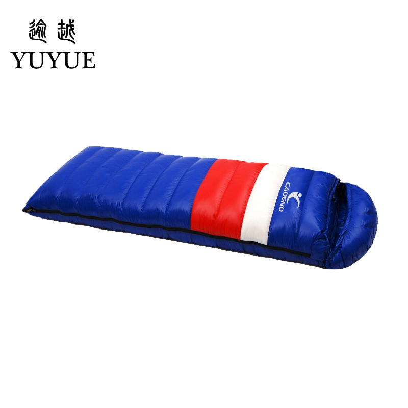 Outdoor Adult light sleeping bag ultralight winter for camping tent waterproof nylon survival sleeping bag camping 2