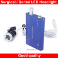 1W chargeable LED Light lithium battery doctor operation medical Headlight surgical headlamp