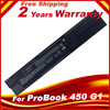 Battery for HP COMPAQ ProBook 440 445 450 470 455 G0 G1 G2 Series 707617-421 708457-001 708458-001 FP06 FP06XL FP09