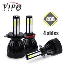 Ampoules de lumière voiture h4