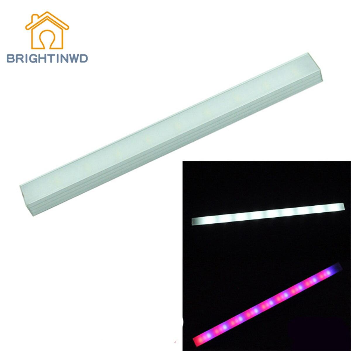 Brightinwd светодиодный завода светать USB завод освещения цветок интерьер имитация солнечного света заполнить свет затемнения ...