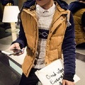 TG6302 Baratos por atacado 2016 new Espessamento de cultivar a moralidade dos homens jaqueta de inverno moda casaco de algodão acolchoado-jaqueta