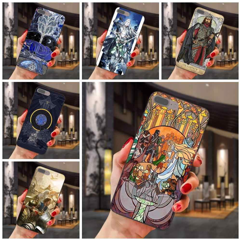 Lord Of The Ring Lotr Bonita Art Estilo Para Galaxy C5 C7 J1 J2 J3 J330 J5 J6 J7 J730 2017 Ace Core Duo Mini Max Plus Pro Primo