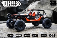 PRC 1/18 RC Car 4WD Rock Crawlers 4x4 Driving Car mini desktop Climbing car Remote Control Off Road Vehicle Toy Engine Sound