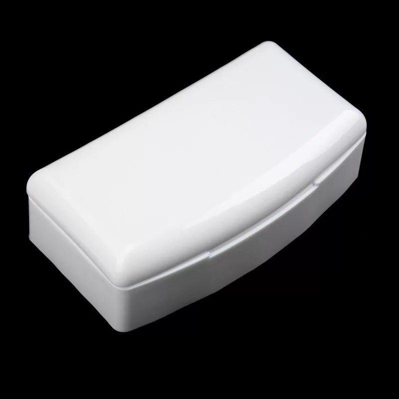 Профессиональный стерилизатор для ногтей, коробка для дезинфекции, маникюрный Пинцет для салона, металлические инструменты, дезинфицирующая коробка для дезинфицирующих средств, Маникюрный Инструмент для хранения - Цвет: 02