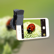HD 37MM 0.45x Super Wide Angle Lens with 12.5x Super Macro Lens for iPhone 6 Plus 5S 4S Samsung S6 S5 Note 4 Camera lens Kit