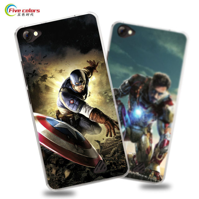 Oukitel C5 Pro Case Cover 5.0inch High Quality Hard Plastic Cartoon Print Cases Protective Cover For Oukitel C5 Pro Mobile Phone