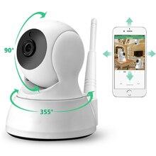 720 P дома безопасности IP камера двухстороннее аудио Беспроводная мини-камера 1MP ночное видение Wi-Fi камера видеонаблюдения видеоняни и радионяни iCsee