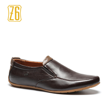 40-45 men loafers 2019   brand fashion men flat shoes #w6801-3