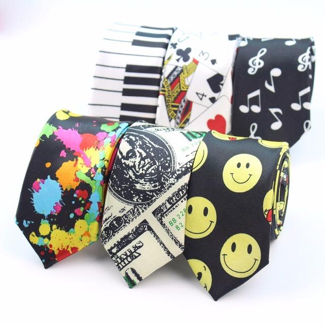 Men Fashion Style Slim Necktie Skinny Scrawl Dot Tie Simplicity Design Longth Men For Party Formal Designer Ties