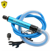 Borntun 3mm\/6mm Pneumatic Air Die Grinder Mould Grinding Machine 35000rpm Buffing Polisher Tool