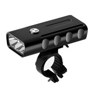 High Capacity 5 10H Bike Front 1000 LM Bicycle Light Built in Battery USB Rechargeable|Bicycle Light|   -